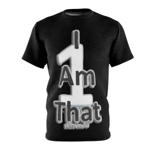 I Am That 1 Tee (AOP) - Obsidian's LLC