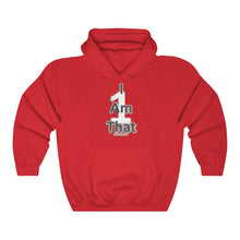 Load image into Gallery viewer, I Am That 1 Heavy Blend Hooded Sweatshirt - Obsidian's LLC