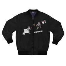 Load image into Gallery viewer, Amari's Bomber Jacket (AOP) - Obsidian's LLC