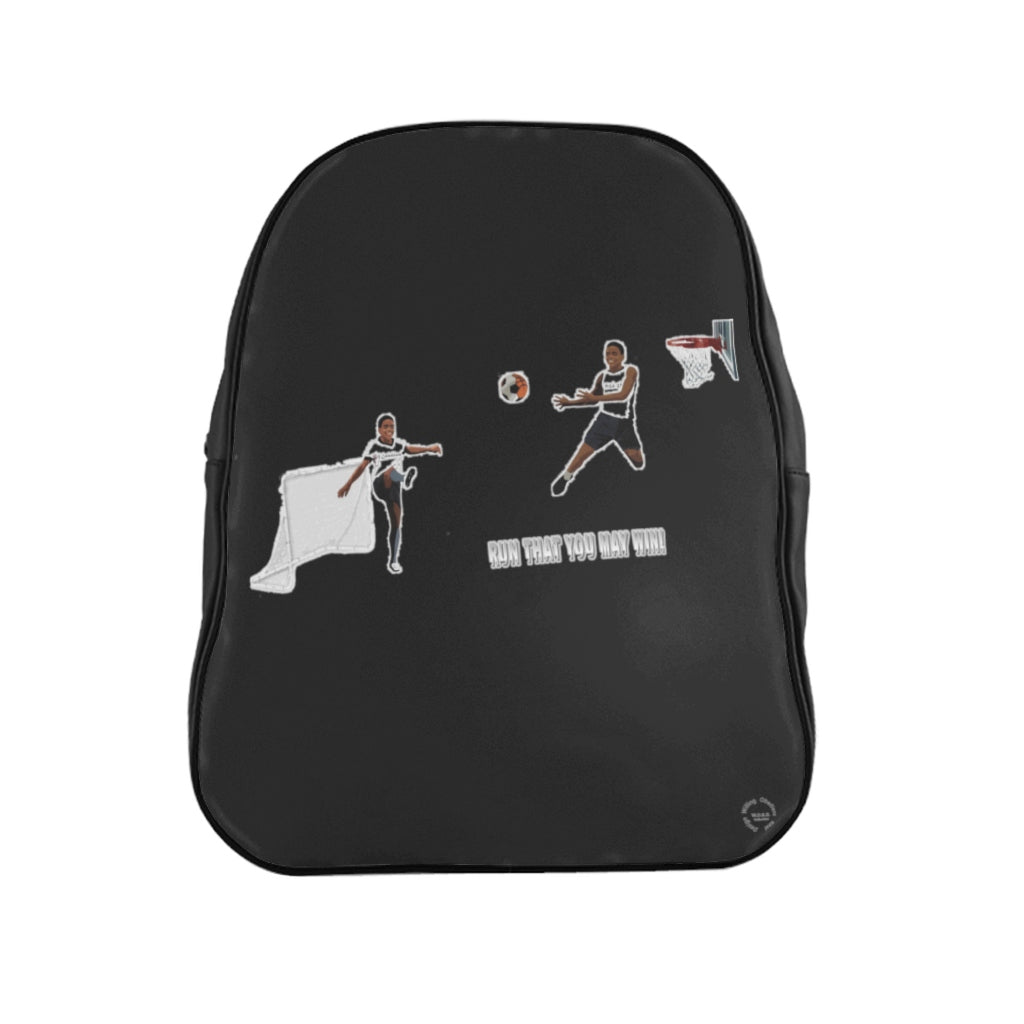 Amari's School Backpack - Obsidian's LLC