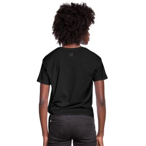 Proverbs 31 Loc Lady Knotted T-Shirt - Obsidian's LLC