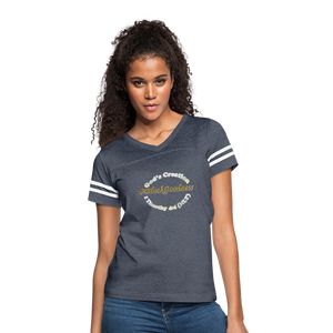 Black Goodness Vintage Sport T-Shirt - Obsidian's LLC