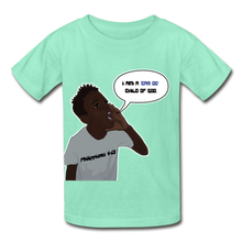 Load image into Gallery viewer, Kingston Youth Tagless T-Shirt - Obsidian's LLC