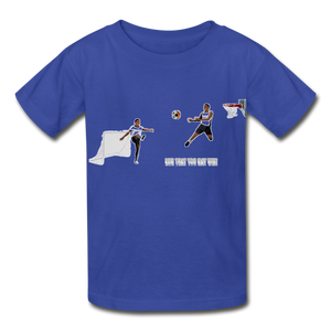 Amari Youth Tagless T-Shirt - Obsidian's LLC
