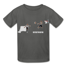 Load image into Gallery viewer, Amari Youth Tagless T-Shirt - Obsidian's LLC