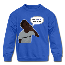 Load image into Gallery viewer, Kingston Kids' Crewneck Sweatshirt - Obsidian's LLC