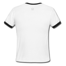 Load image into Gallery viewer, That One Ringer T-Shirt - white/black