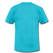 Load image into Gallery viewer, That One Unisex Jersey T-Shirt by Bella + Canvas - turquoise