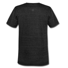 Load image into Gallery viewer, NO FEAR Unisex Tri-Blend T-Shirt - heather black