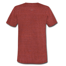 Load image into Gallery viewer, NO FEAR Unisex Tri-Blend T-Shirt - heather cranberry