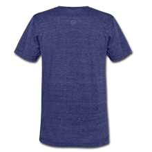 Load image into Gallery viewer, NO FEAR Unisex Tri-Blend T-Shirt - heather indigo
