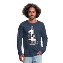 Load image into Gallery viewer, That One Premium Long Sleeve T-Shirt - navy
