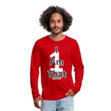 Load image into Gallery viewer, That One Premium Long Sleeve T-Shirt - red