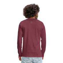 Load image into Gallery viewer, That One Premium Long Sleeve T-Shirt - heather burgundy
