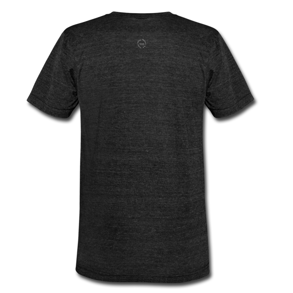 That One Unisex Tri-Blend T-Shirt - heather black