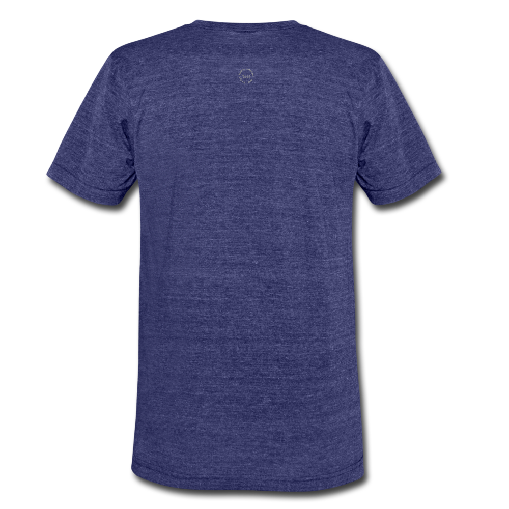 That One Unisex Tri-Blend T-Shirt - heather indigo