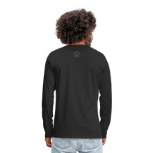 Load image into Gallery viewer, Kingston Men's Premium Long Sleeve T-Shirt - black