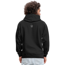 Load image into Gallery viewer, Kingston Unisex Hoodie - black/asphalt