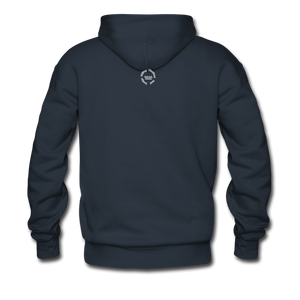 Kingston Men's Premium Hoodie - navy