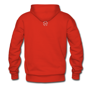 Kingston Men's Premium Hoodie - red