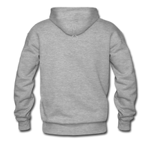 Load image into Gallery viewer, NO FEAR Men's Premium Hoodie - heather gray