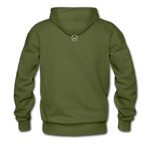 Load image into Gallery viewer, NO FEAR Men's Premium Hoodie - olive green