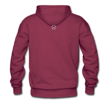 Load image into Gallery viewer, Black Goodness Men's Premium Hoodie - burgundy