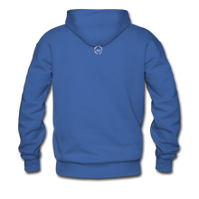 Load image into Gallery viewer, Black Goodness Men's Premium Hoodie - royalblue