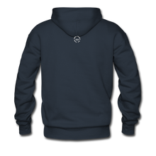 Load image into Gallery viewer, Black Goodness Men's Premium Hoodie - navy
