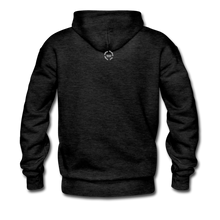 Load image into Gallery viewer, Black Goodness Men's Premium Hoodie - charcoal gray