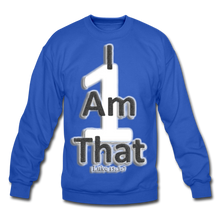 Load image into Gallery viewer, That One Unisex Crewneck Sweatshirt - royal blue