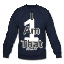 Load image into Gallery viewer, That One Unisex Crewneck Sweatshirt - navy