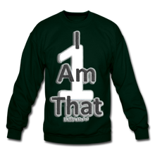 Load image into Gallery viewer, That One Unisex Crewneck Sweatshirt - forest green