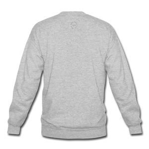 NO FEAR Unisex Crewneck Sweatshirt - heather gray