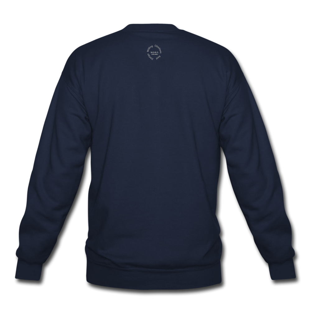 NO FEAR Unisex Crewneck Sweatshirt - navy