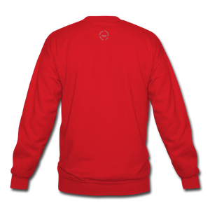 NO FEAR Unisex Crewneck Sweatshirt - red