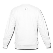 Load image into Gallery viewer, Amari Unisex Crewneck Sweatshirt - white