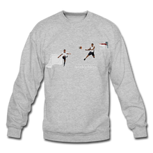 Load image into Gallery viewer, Amari Unisex Crewneck Sweatshirt - heather gray