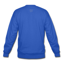 Load image into Gallery viewer, Amari Unisex Crewneck Sweatshirt - royal blue