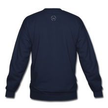 Load image into Gallery viewer, Amari Unisex Crewneck Sweatshirt - navy