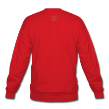 Load image into Gallery viewer, Amari Unisex Crewneck Sweatshirt - red