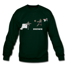 Load image into Gallery viewer, Amari Unisex Crewneck Sweatshirt - forest green