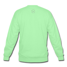 Load image into Gallery viewer, Straight Outta Excuses Unisex Crewneck Sweatshirt - lime