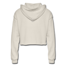 Load image into Gallery viewer, Black Goodness Cropped Hoodie - dust