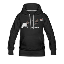 Load image into Gallery viewer, Amari Premium Hoodie - black