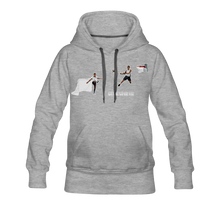 Load image into Gallery viewer, Amari Premium Hoodie - heather gray