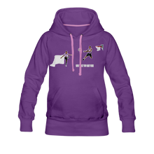 Load image into Gallery viewer, Amari Premium Hoodie - purple