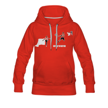 Load image into Gallery viewer, Amari Premium Hoodie - red