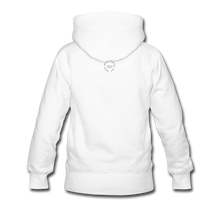 Load image into Gallery viewer, Kingston Women's Premium Hoodie - white