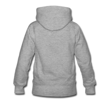 Load image into Gallery viewer, Kingston Women's Premium Hoodie - heather gray